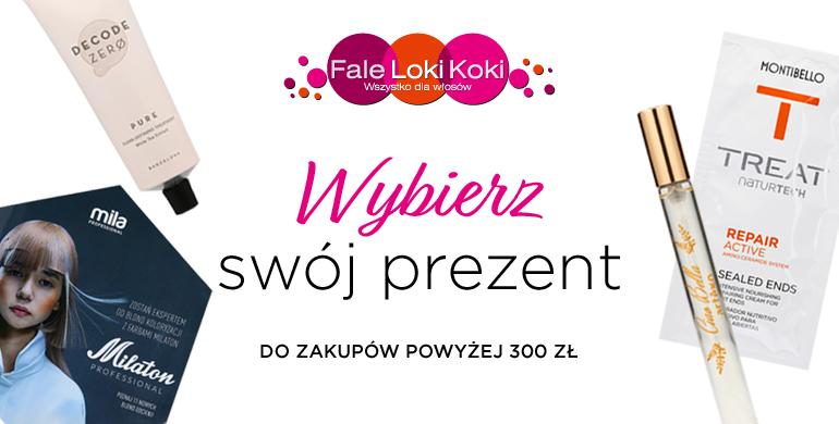 Prezent do zakupów powyżej 300 złotych