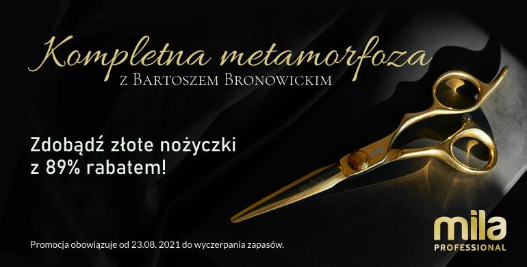 Kompletna Metamorfoza z Bartoszem Bronowickim
